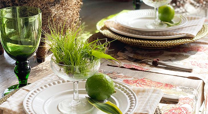 Table decor - mesa de outono por Lavinia Francesca