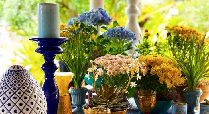 Arranjos de flores | Por Lavinia Francesca